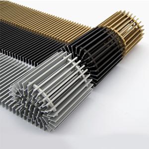 Решетки для внутрипольных конвекторв ITERMIC